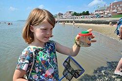 Kleine Forscher: Mein mobiles Küstenlabor
