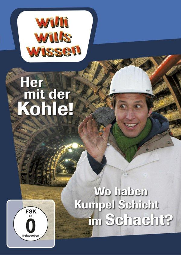 """Spannende DVDs von """"Willi wills wissen"""" zu gewinnen!"""