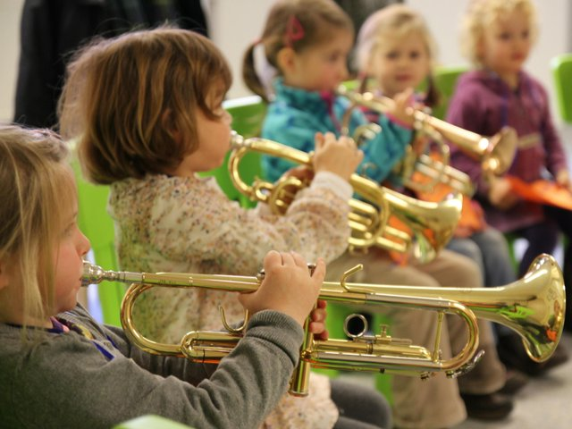 Musik mit Pfiff, Musikwerkstatt der Bremer Philharmoniker