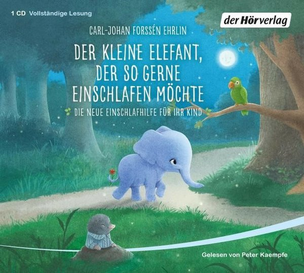 Der kleine Elefant, der Hörverlag