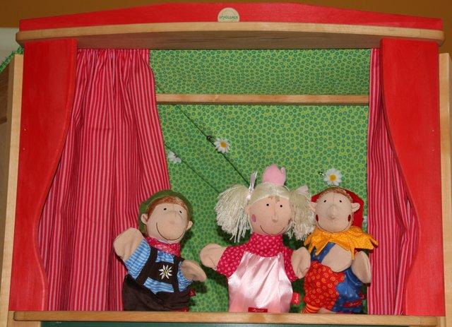 Vorhang auf: Der Kasperl besucht uns, SOS-Kinderdorfzentrum