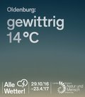 Alle Wetter!, Landesmuseum Natur und Mensch Oldenburg