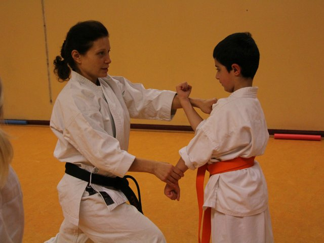 Kinder-Karate, Karate Verein Shogun - Findorff