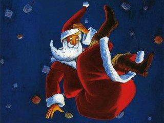 Als der Weihnachtsmann vom Himmel fiel, Teaser