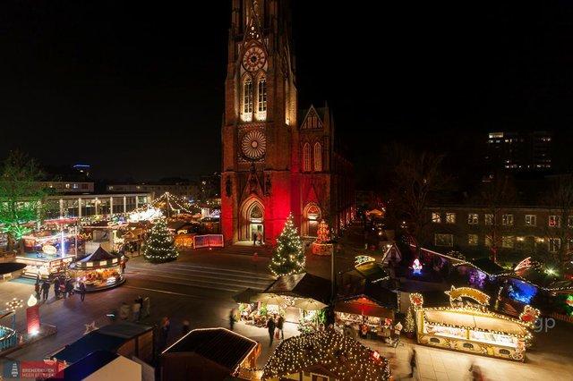 Weihnachtswelt Bremerhaven