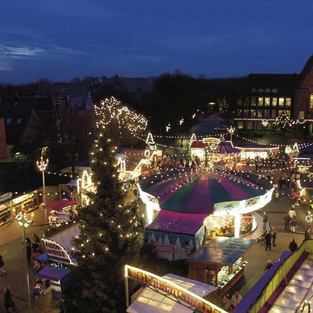 Weihnachtsmarkt Delmenhorst