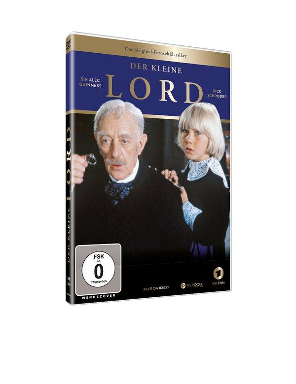 Der kleine Lord, DVD