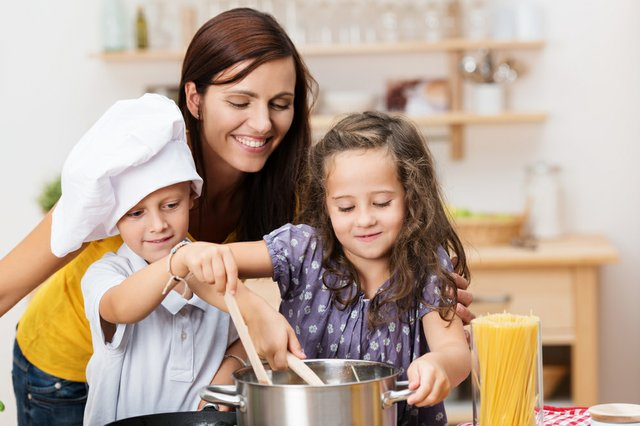 Tolle Tipps fürs Kochen mit Kindern
