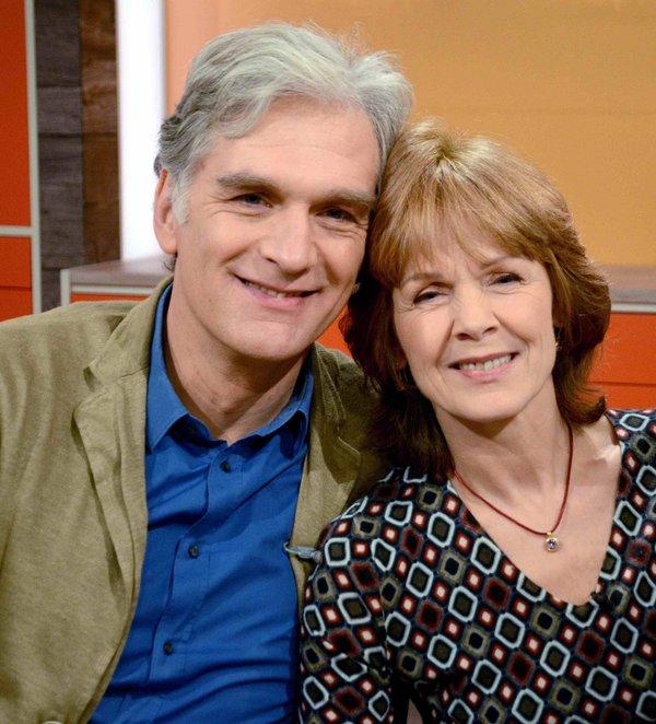 Sigrid Klausmann und ihr Mann Walter Sittler, Nicht ohne uns!