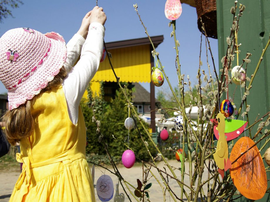 Himmlisches Ostervergnügen, Freilichtmuseum am Kiekeberg