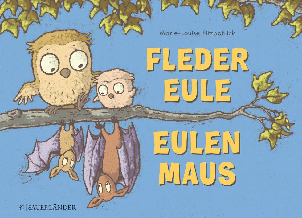 Fledereule Eulenmaus, Sauerländer Verlag