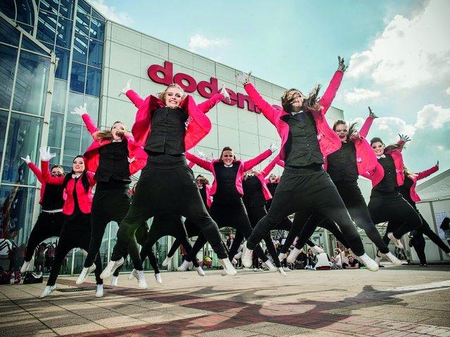 Norddeutsche Videoclip- und Hip-Hop Meisterschaft, Dodenhof