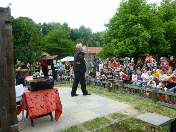 Sommerfest, Kinder- und Jugendfarm Bremen