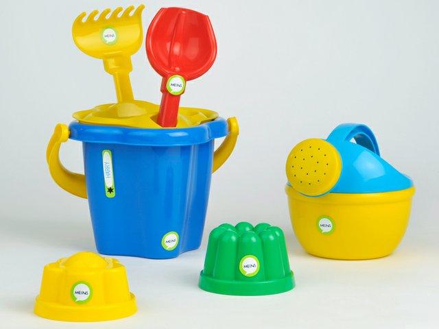Sandkastenspielzeug, Stickerella