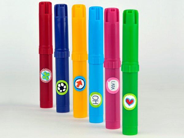 Stifte, Stickerella