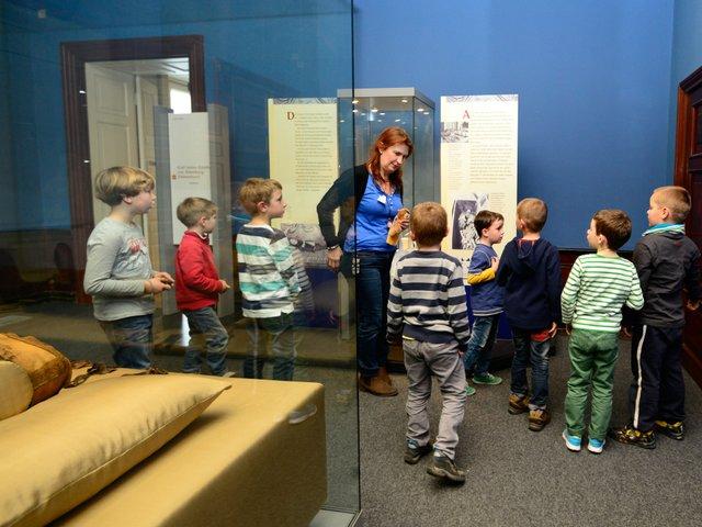 Entdecker-Tour, Landesmuseum für Kunst und Kulturgeschichte