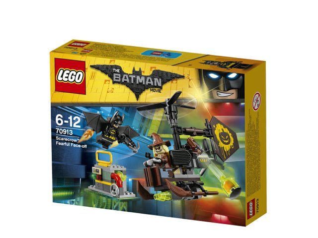 LEGO Batman-Set zu gewinnen!