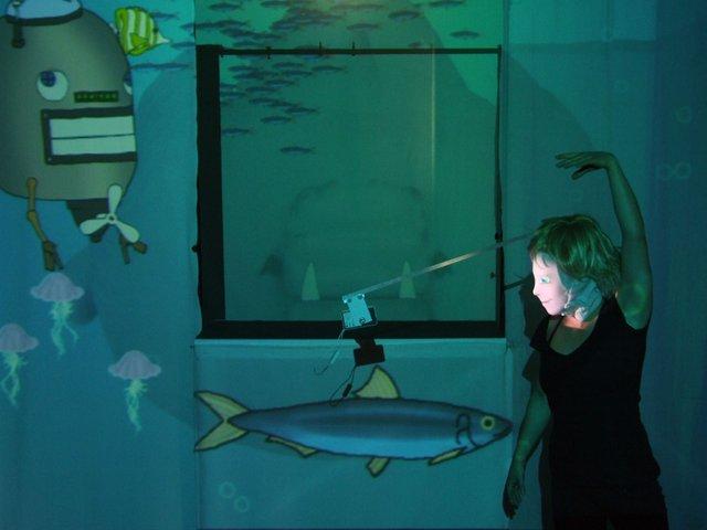 Jona und die Tiefseemonster, Schlaues Haus Oldenburg