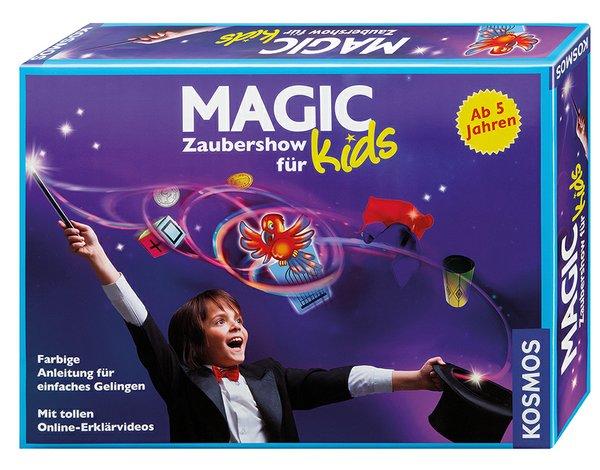 Zaubershow, Kosmos