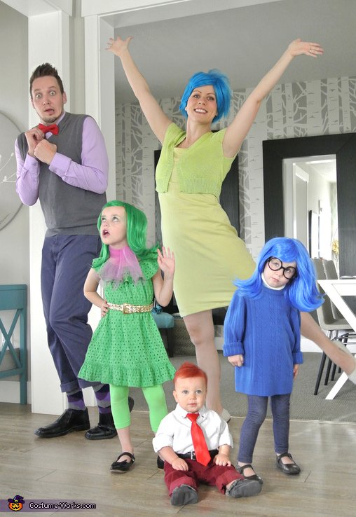 Diy 13 Neue Ungewohnliche Kostume Halloween Kinderzeit Bremen De