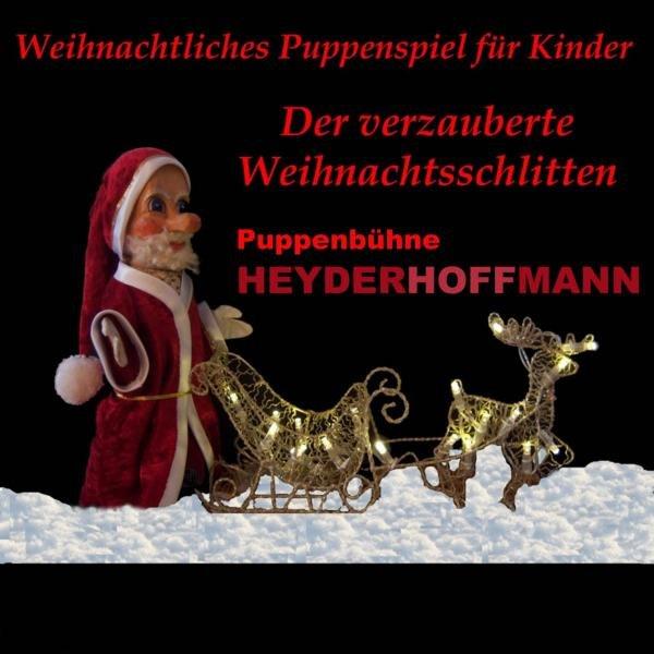 Der verzauberte Weihnachtsschlitten