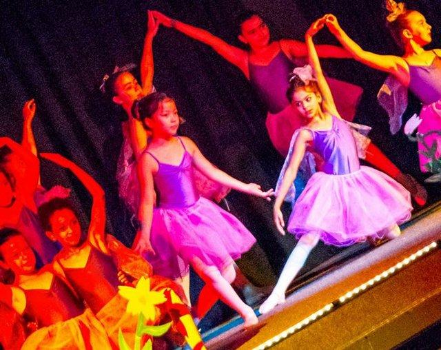 Früh-Ballett