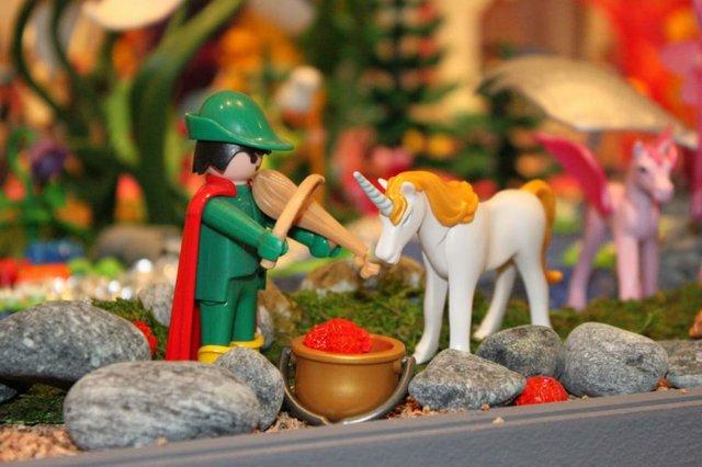 Von Tiermärchen und Märchentieren