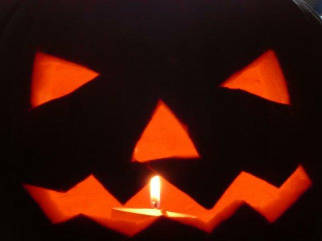 Halloween im Grünen
