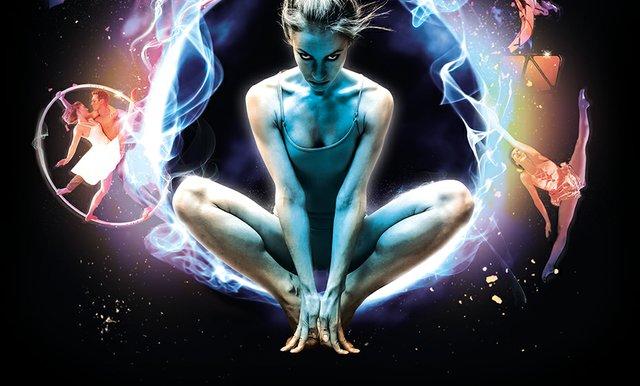 Aura – Feuerwerk der Turnkunst