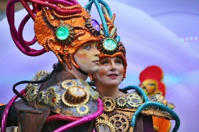 33. Bremer Karneval: Verschollen im Weltall