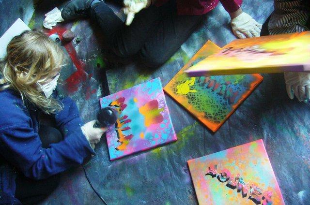 Graffiti und StreetArt I