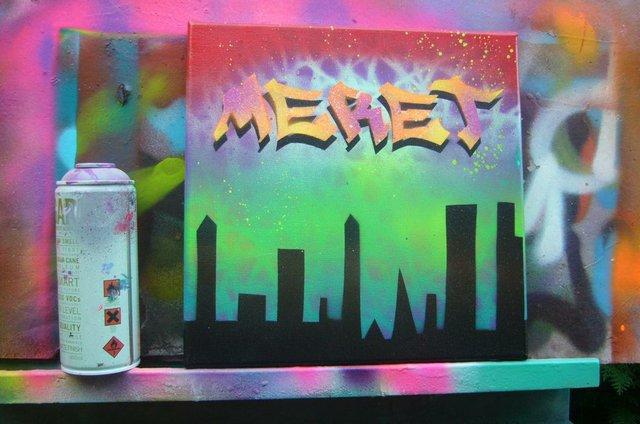 Graffiti und StreetArt II