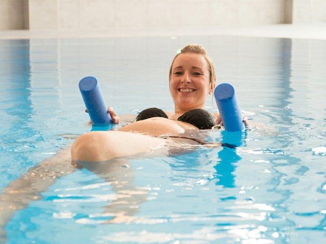 Aqua Fitness für Schwangere