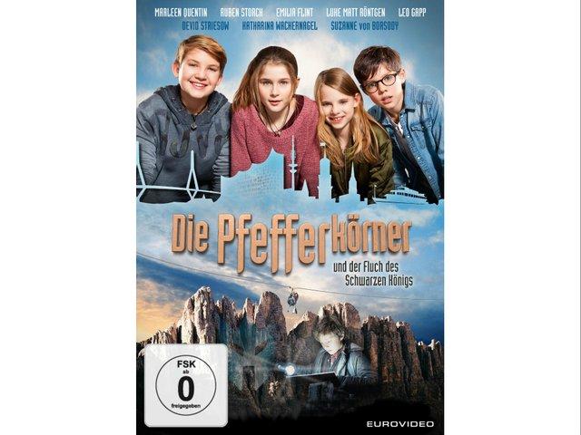 Pferfferkörner DVD