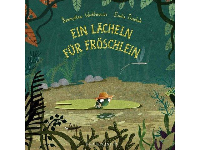 COVER Ein Lächeln für Fröschlein 4x3