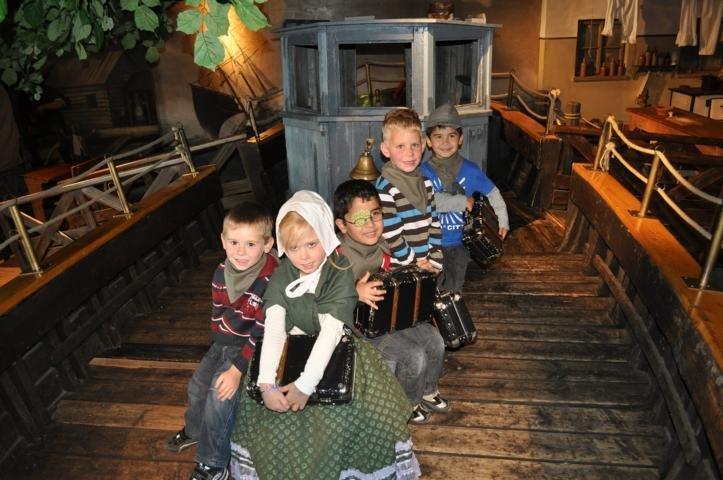 Kindermuseum Deutsches Auswandererhaus Bremerhaven