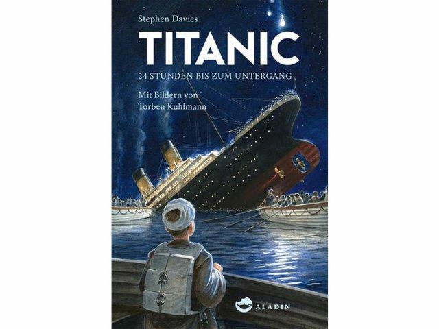 COVER Titanic - 24 Stunden bis zum Untergang 4x3