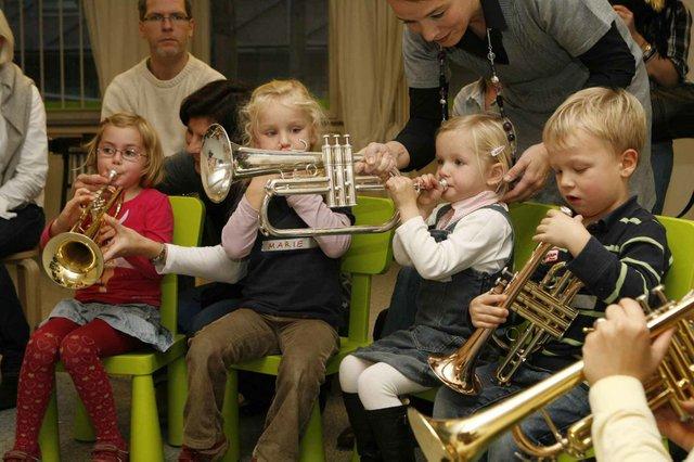 Musikwerkstatt Bremer Philharmoniker, Musik mit Pfiff