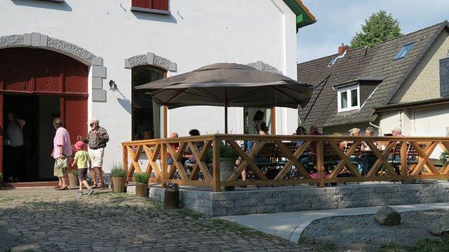 Milchmanufaktur Terrasse