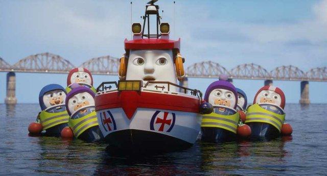 Elias, das kleine Rettungsboot