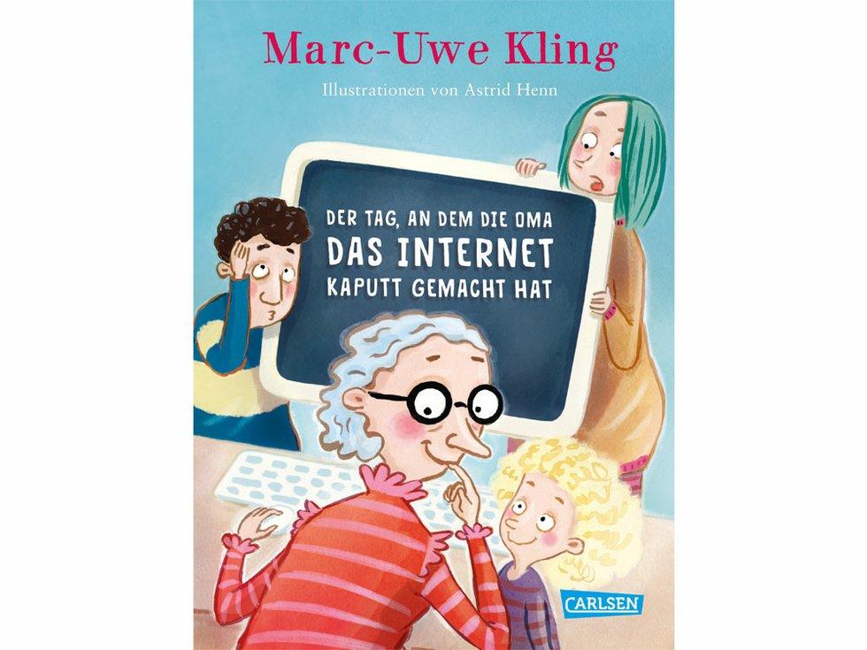 COVER Der Tag, an dem die Oma das Internet kautt gemacht hat 4x3