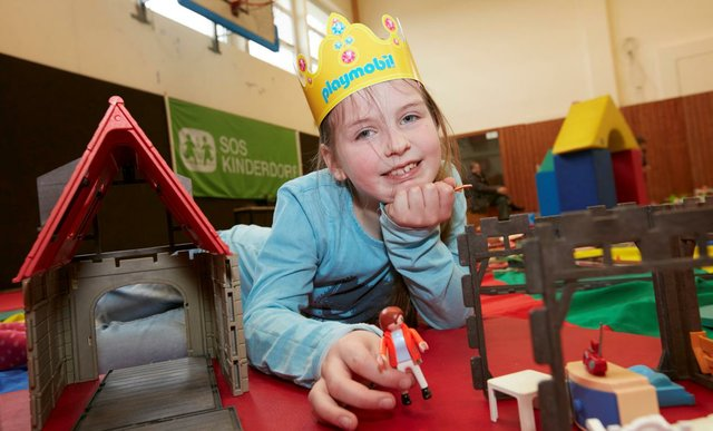 Freies Bauen mit Lego