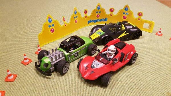 Playmobil-Familienevent