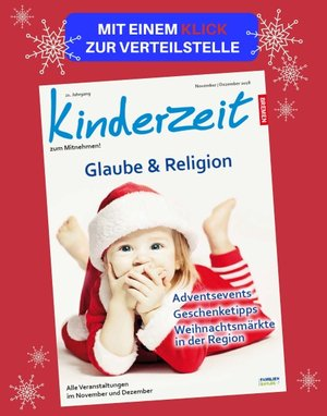Cover Kinderzeit Bremen