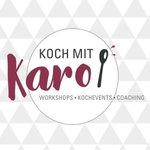 Koch mit Karo