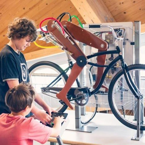 Bike it - Universum Bremen