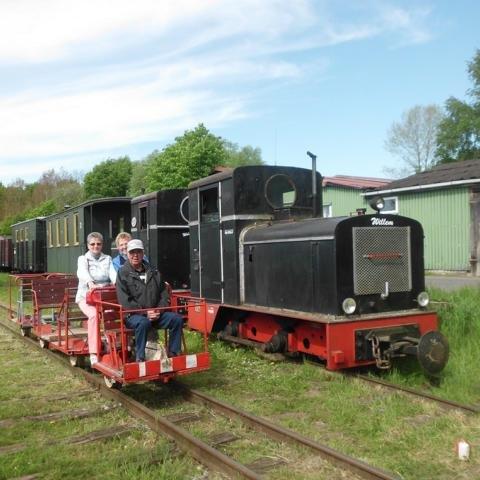 Schmalspurbahn Altenboitzen