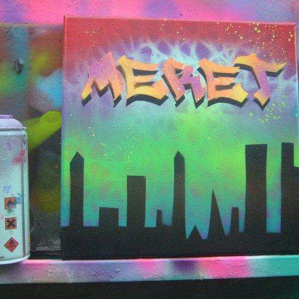 Graffiti und Streeart in den Osterferien