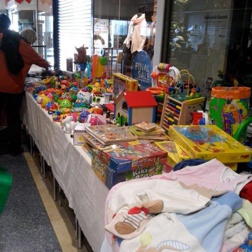 Bambiniflohmarkt