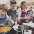 Koch mit Karo Kinder kochen